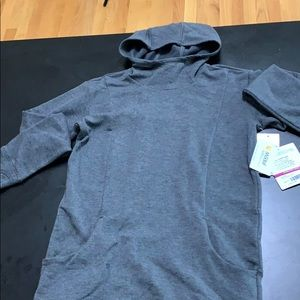 NWT Athleta Hood Tunic